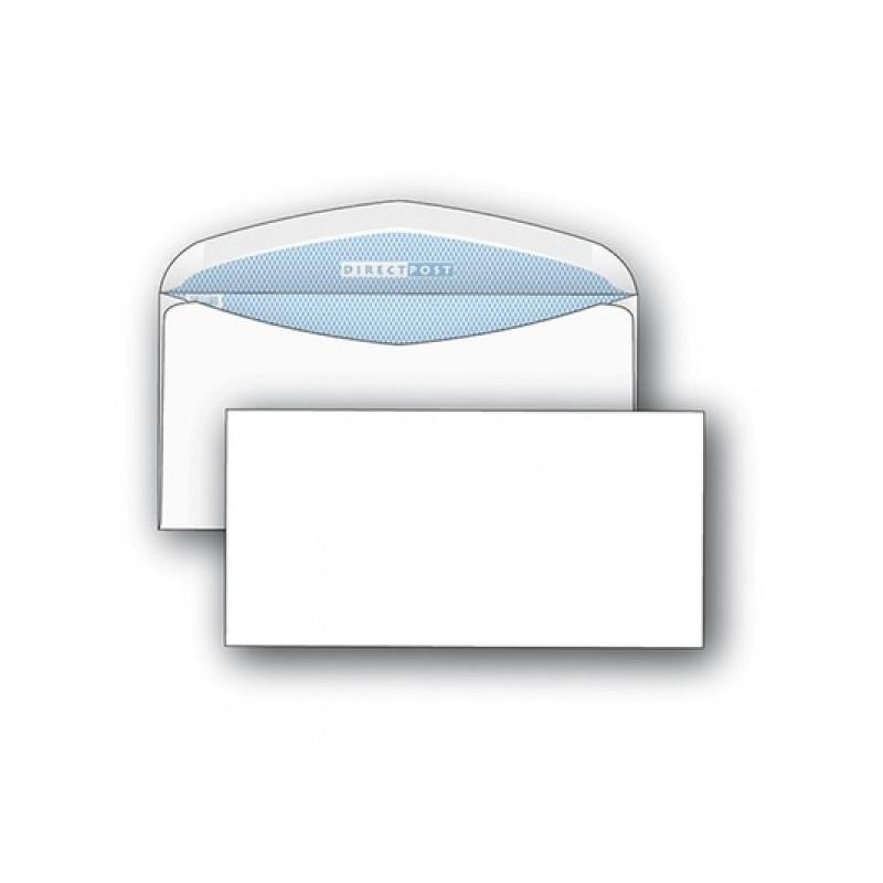 Конверт белый C65 декстрин автомат DirectPost 114х229 мм 1000 штук в упаковке