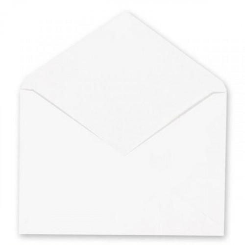 Конверт белый С4 без клея 229х324 мм треугольный клапан 115 г 500 штук в упаковке