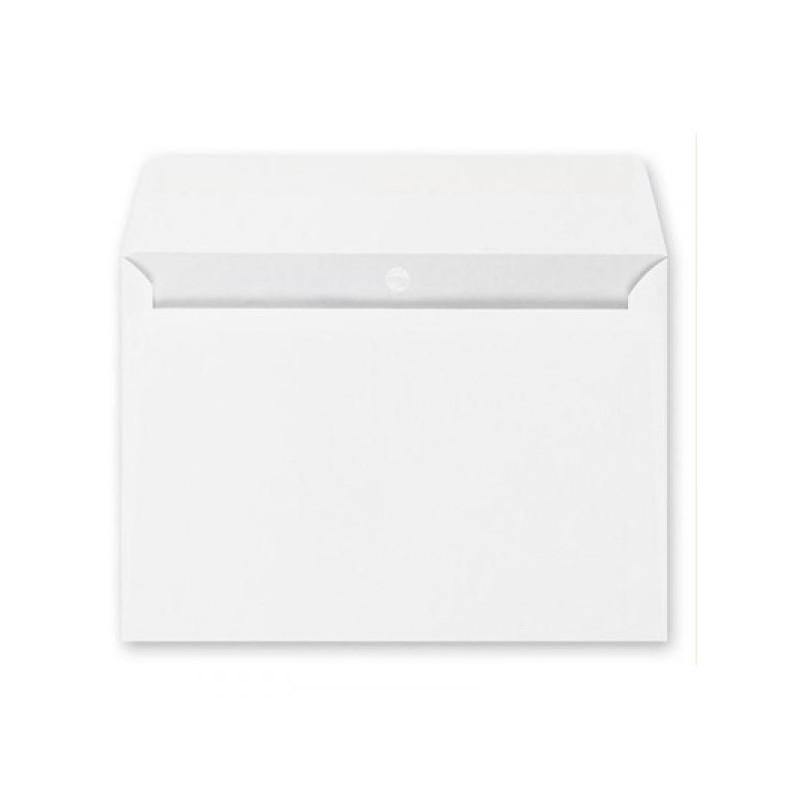 Конверт белый С4 декстрин OfficePost 229х324 мм 250 штук в упаковке
