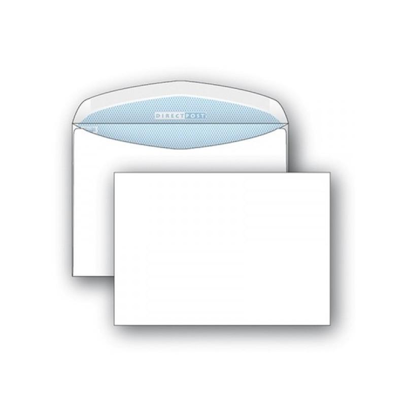 Конверт белый С5 декстрин автомат DirectPost 162х229 мм 1000 штук в упаковке