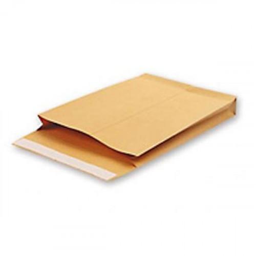 Пакет крафт С4 стрип Gusset 229х324х40 мм 120 г 200 штук