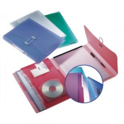 Папка-карман для визиток и дискет 3 отдел Esselte 19511 49039
