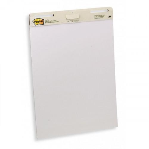 Бумага для флипчартов Post-it 63.5х76.2 см белая 30 листов 90 г/кв.м, 2 блока в упаковке