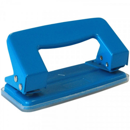 Дырокол DOLCE COSTO до 10 листов синий