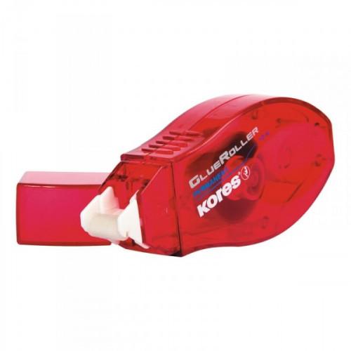 Клей роллер Kores красный 8 мм х 10 м