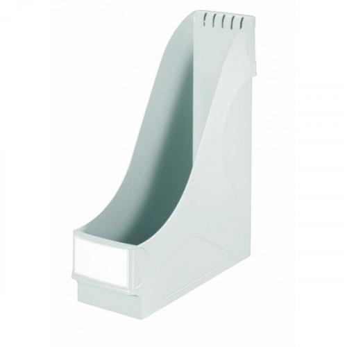 Вертикальный накопитель Leitz серый