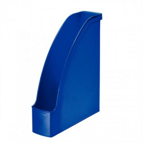 Вертикальный накопитель Leitz Plus 76 мм синий