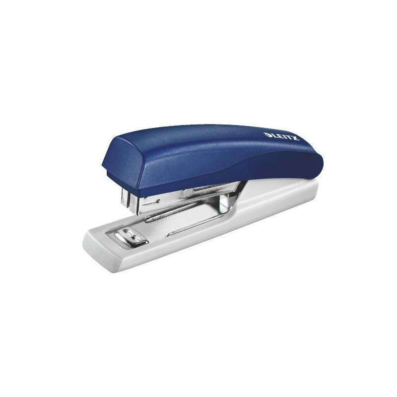Степлер LEITZ L5517 N10 до 10 листов синий