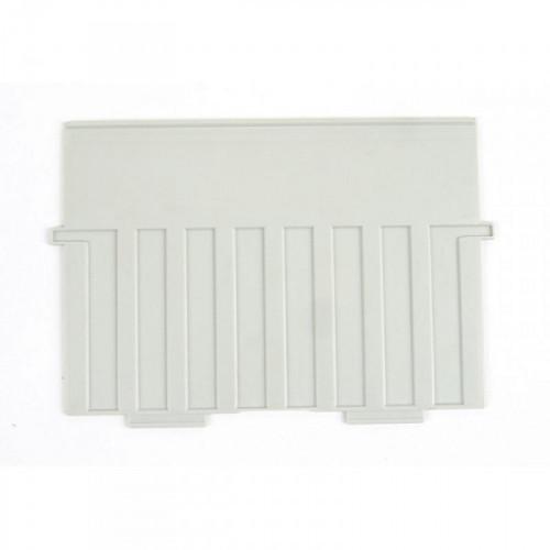 Пластиковый горизонтальный разделитель для картотек А4 Han