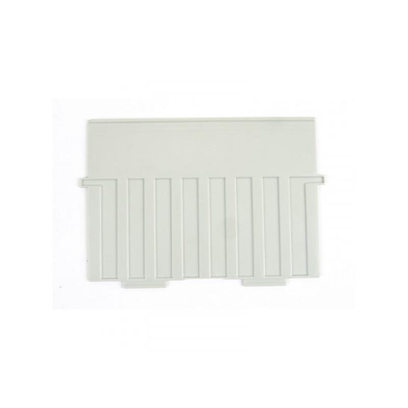 Пластиковый горизонтальный разделитель для картотек А5 Han