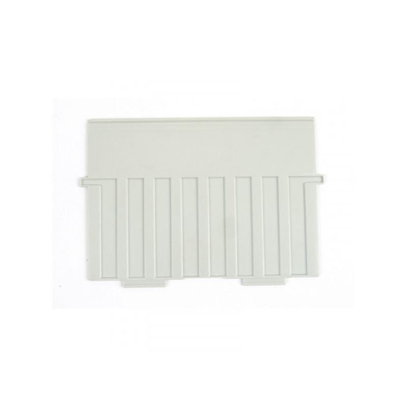 Пластиковый горизонтальный разделитель для картотек А6 Han