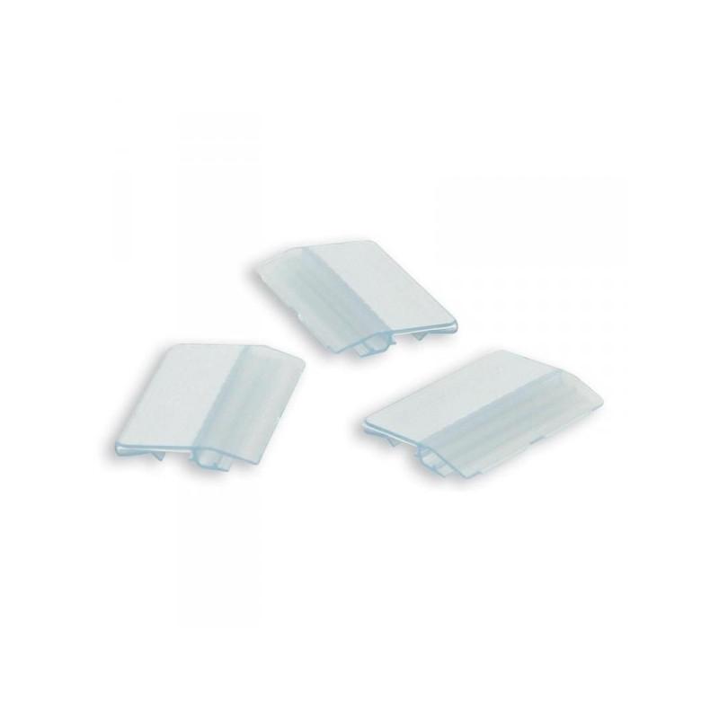 Индексное окно для картотек Han пластиковое прозрачное 10 штук