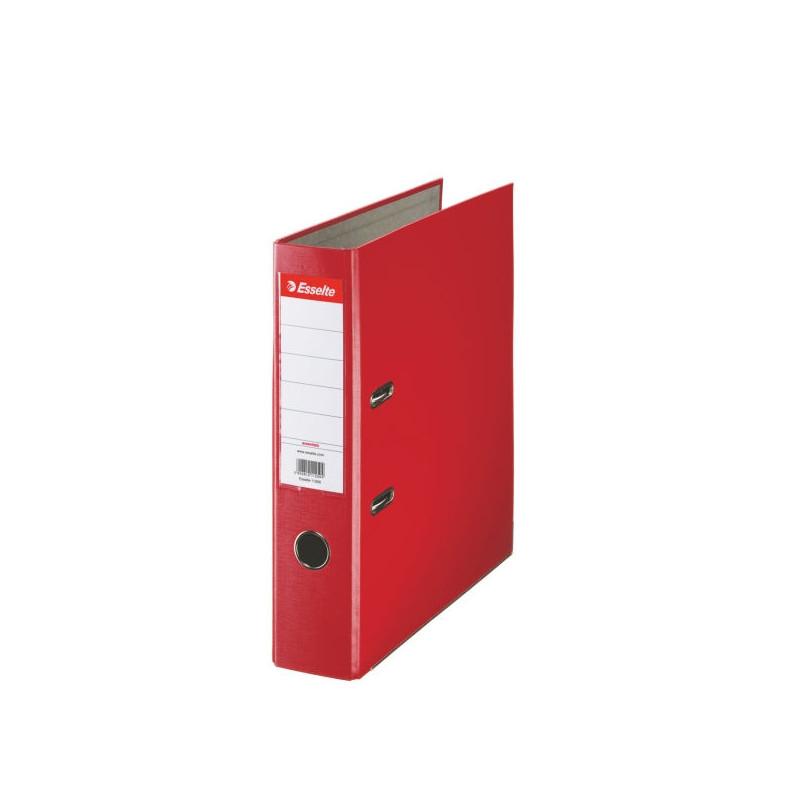 Папка с арочным механизмом Esselte Economy 75 мм красная