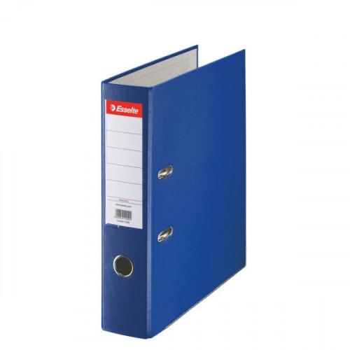 Папка с арочным механизмом Esselte Economy 75 мм синяя