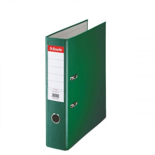 Папка с арочным механизмом Esselte Economy 75 мм зеленая