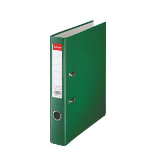 Папка с арочным механизмом Esselte Economy 50 мм зеленая