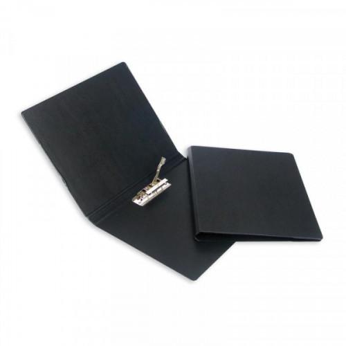 Папка с зажимом Bantex А4 1.9 мм черная (до 100 листов)