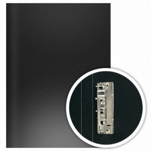 Папка с боковым прижимом DOLCE COSTO Эконом, А4, черная