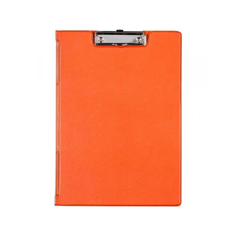 Папка-планшет с крышкой Bantex картонная красная 1.9 мм