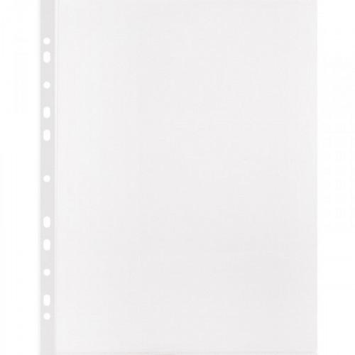 Файл-вкладыш Attache А5 30 мкм гладкий прозрачный 100 шт/уп