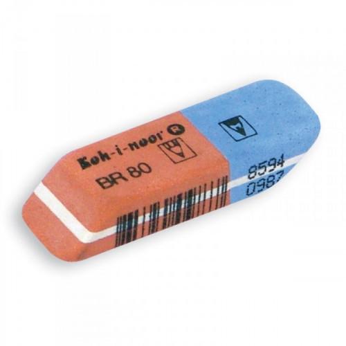 Ластик KOH-I-NOOR 6521/80 комбинированный каучуковый