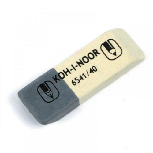 Ластик KOH-I-NOOR 6541/40 комбинированный каучуковый
