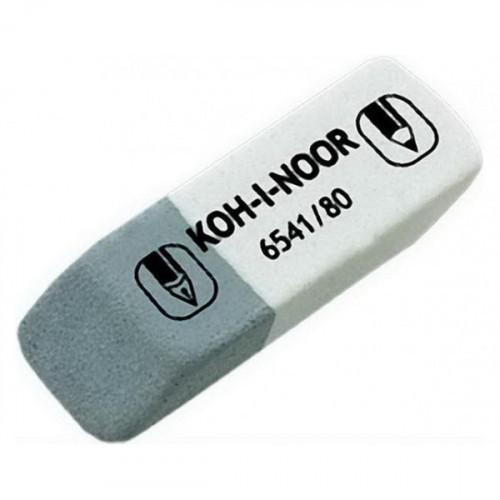Ластик KOH-I-NOOR 6541/80 комбинированный каучуковый