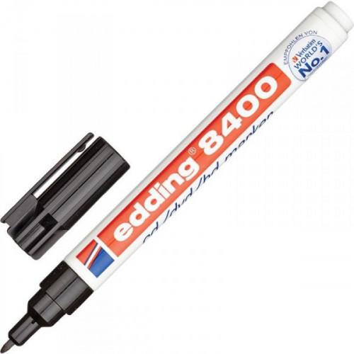 Маркер для CD Edding E-8400/1 черный 0,75 мм