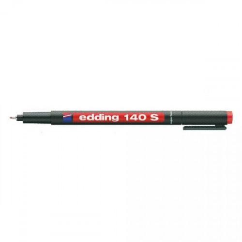 Маркер для пленок EDDING E-140/2 S OHP красный 0,3 мм Германия