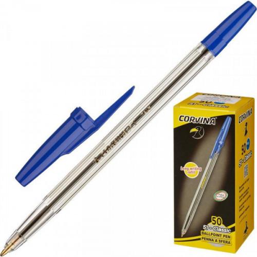 Ручка шариковая Universal Corvina синяя