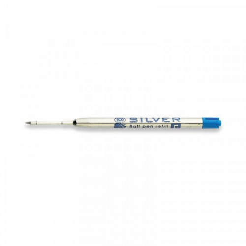 Стержень шариковый ICO Silver тип Parker синий 98 мм (толщина линии 0.5 мм)