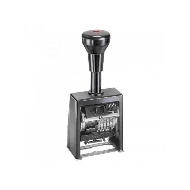 Нумератор автоматический 6-и разрядный пластиковый корпус REINER B6K Германия