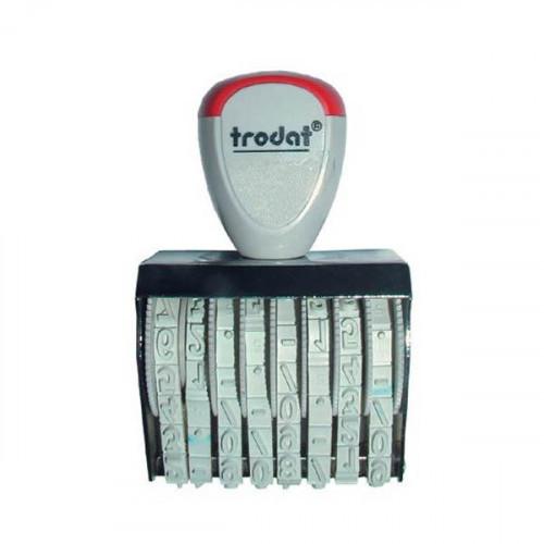 Нумератор ленточный TRODAT 1558 восьмиразрядный 5 мм