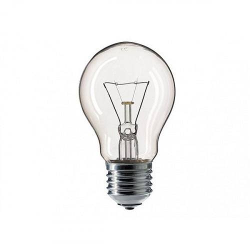 Лампа накаливания Philips 60 Вт цоколь E27 теплый свет