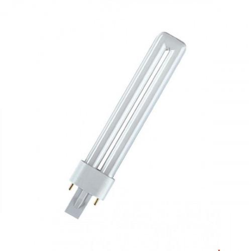 Лампа компактная DULUX S 9W G23-31 144mm люминесцентная