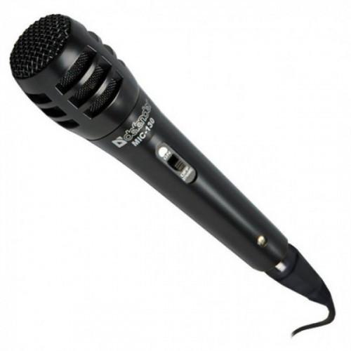 Микрофон караоке MIC-130 черный