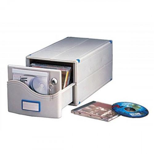 Бокс для CD/DVD дисков РО для 30 CD MB-30SL