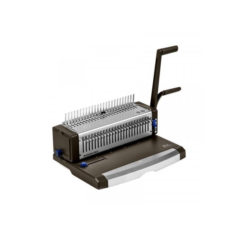Брошюровщик PO Bindstream M22+ до 347 мм до 22 листов/до 410 листов пластмассовые пружины