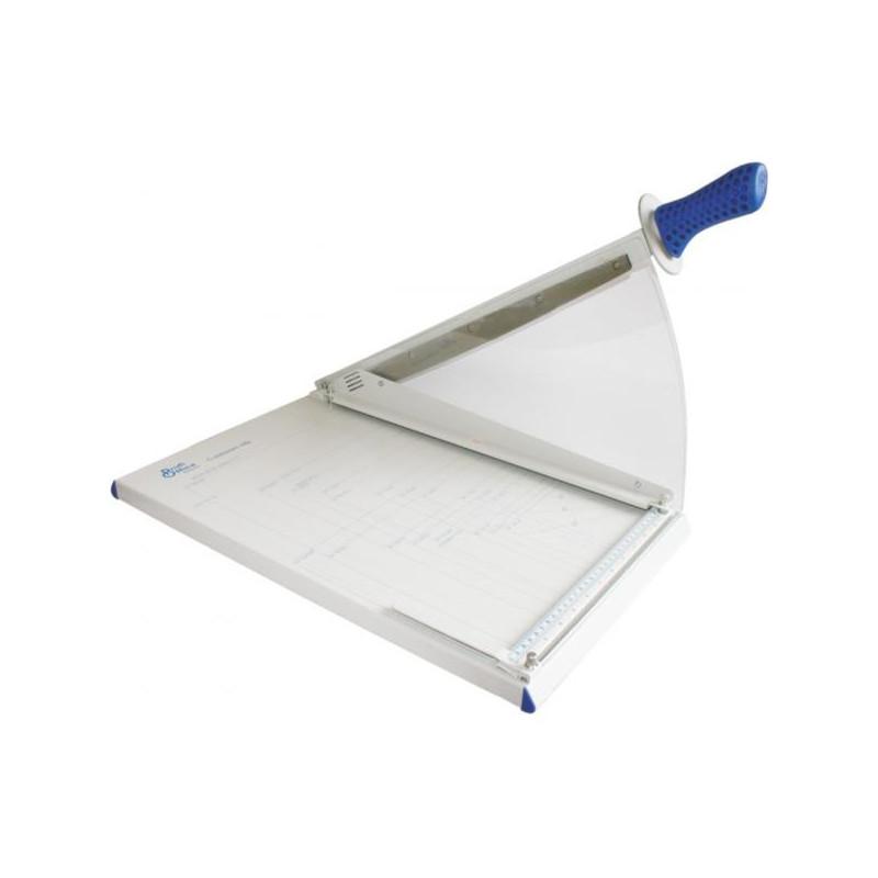 Резак для бумаги PO Cutstream HQ 451 до 450 мм до 15 листов 70 грамм сабельный ручной прижи