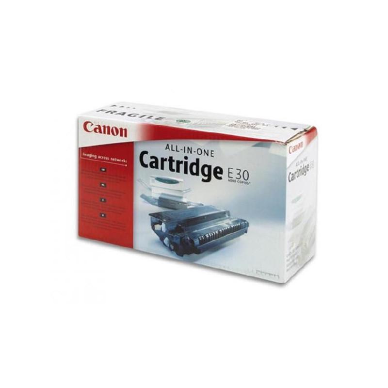Картридж лазерный Canon E30 1491A003 черный оригинальный