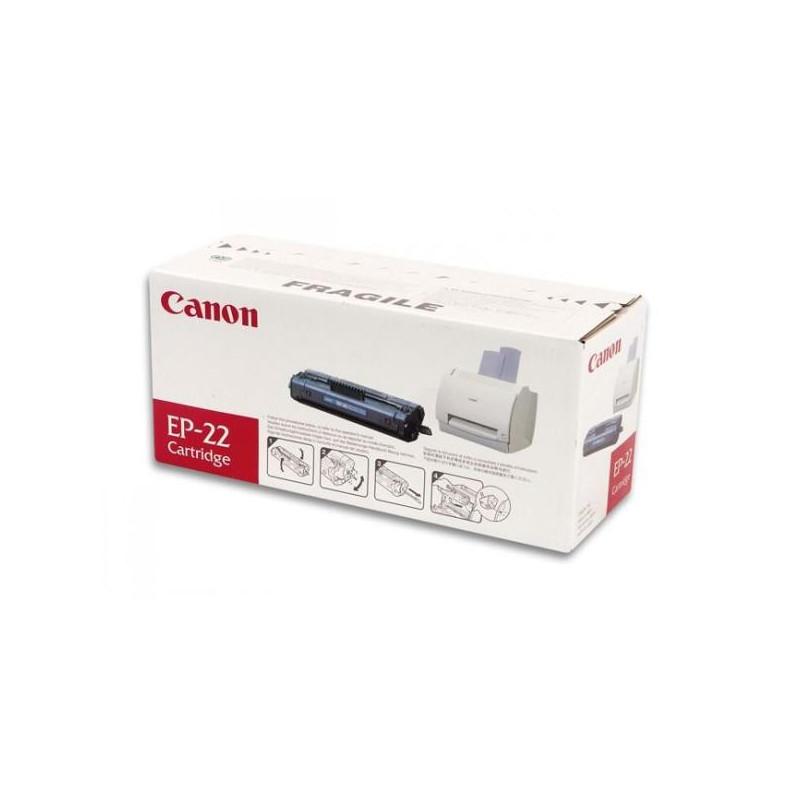 Картридж лазерный Canon EP-22 1550A003 черный оригинальный