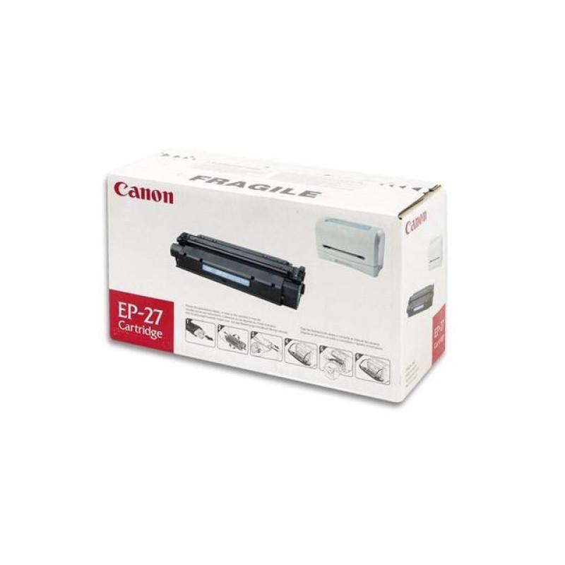 Картридж лазерный Canon EP-27 8489A002 черный оригинальный