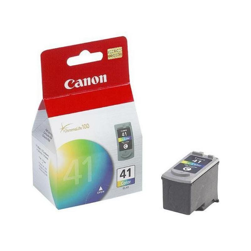 Картридж струйный Canon CL-41 0617B025 цветной оригинальный