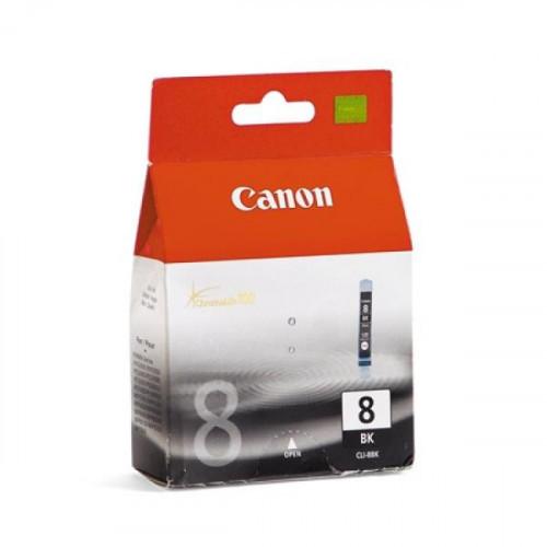 Картридж струйный Canon CLI-8BK 0620B024 черный оригинальный