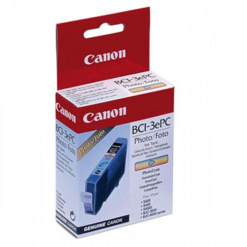 Картридж струйный Canon BCI-3PC голубой