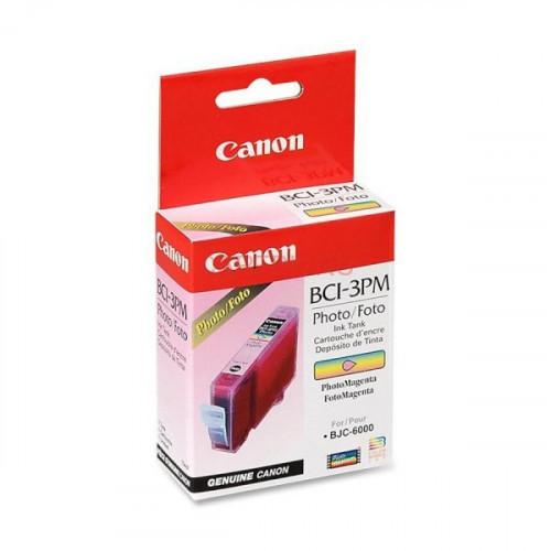 Картридж струйный Canon BCI-3PM пурпурный