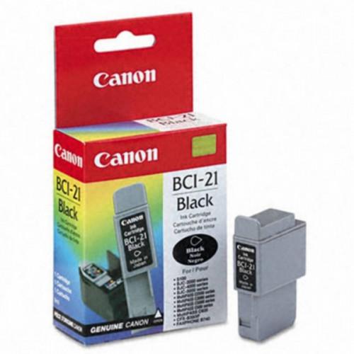 Картридж струйный Canon BCI-21 BK BLTWINPACK
