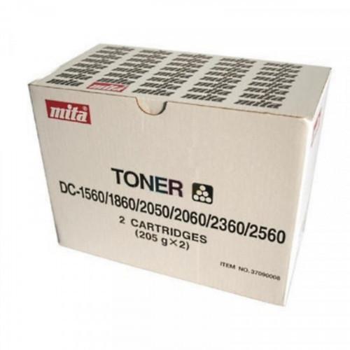Тонер-картридж лазерный Kyocera Mita 37090008 черный оригинальный