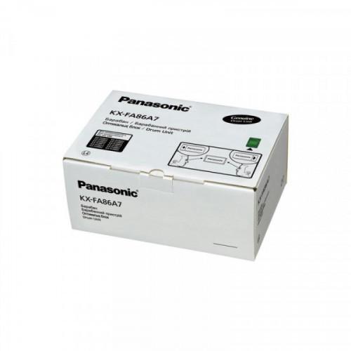 Драм-картридж Panasonic KX-FA86A/A7 черный оригинальный