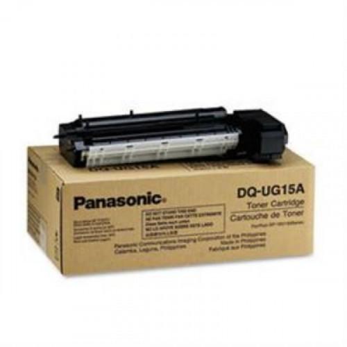 Тонер-картридж Panasonic DQ-UG15A черный оригинальный